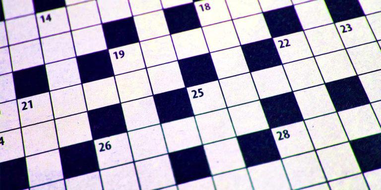 Industry Crossword